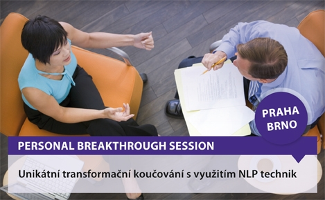 Personal Breakthrough Session - Brno