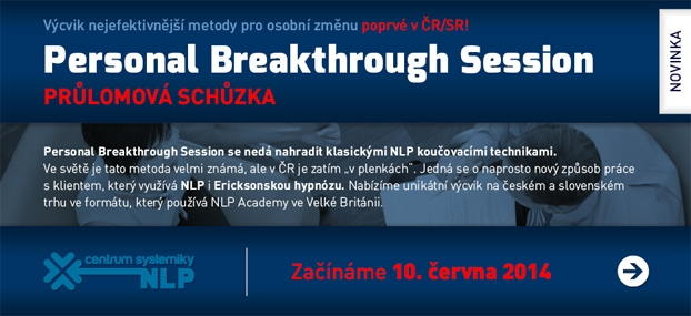 NLP BREAK THROUGH SESSION